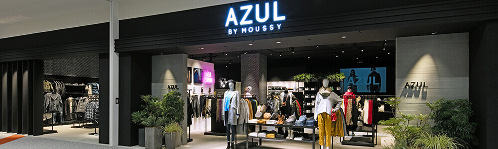 AZUL BY MOUSSY Shop Images